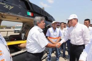 Encabeza Rutilio Escandón acciones de seguimiento a incendios y temporada de lluvias