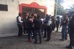 Detienen a 100 policías de Huixtla y dos mandos por homicidio y tortura