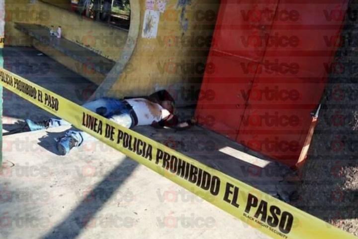 Asesinan a guardaespaldas del alcalde de Rincón Chamula