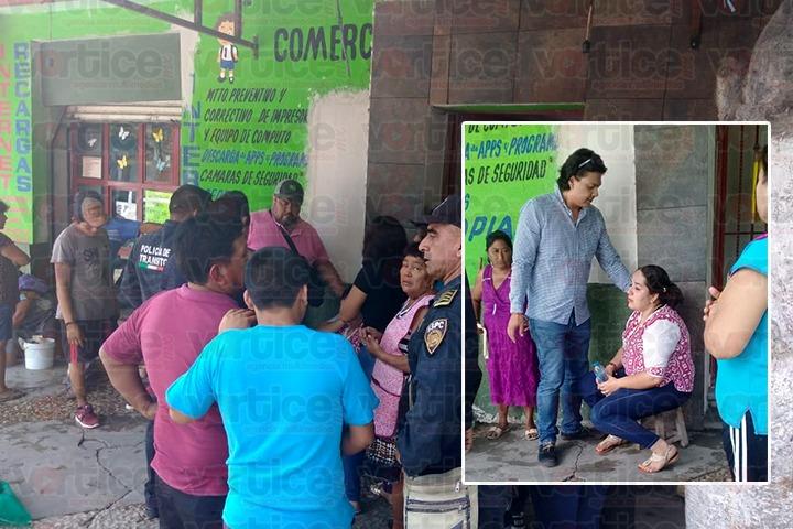 Asaltan a cuentahabiente y le quitan 24 mil pesos en Terán