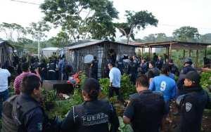 Restituye Fiscalía 136 hectáreas en Ocozocoautla y El Parral: Llaven Abarca