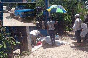 Pipa aplasta a jovencita cerca de la Escuela de Veterinaria de la Unach
