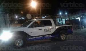 Hombres armados asaltan farmacia de genéricos en Tuxtla