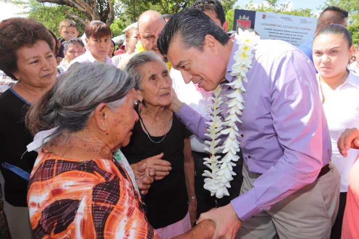 La mejor política se hace trabajando por y para el pueblo: Rutilio Escandón