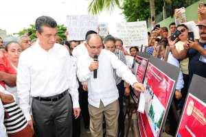 Con un gobierno cercano, cumplimos a Tapachula: Rutilio Escandón