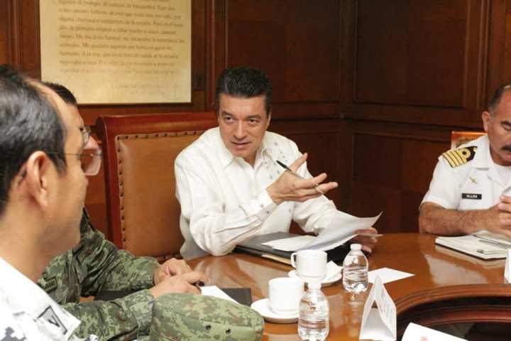 En Chiapas, 3 mil elementos de la Guardia Nacional se suman a tareas de seguridad: Rutilio Escandón