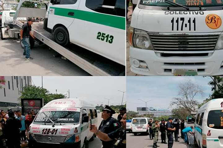 Resultados del operativo permanente de seguridad y transporte
