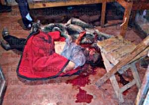 ¡A sangre fría! Asesinan a puñaladas a un hombre en Oxchuc