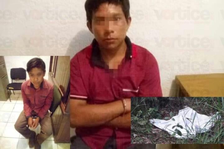 Detienen a dos tras homicidio de una menor en Chilón
