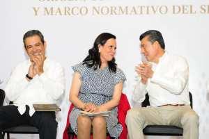 Con honestidad y disciplina, arrancaremos de raíz la corrupción e impunidad: Rutilio Escandón
