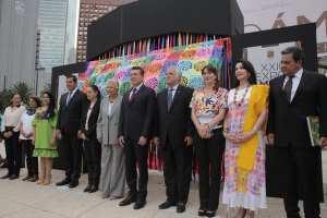 Con la Expo Ámbar, el espíritu de Chiapas está presente en la capital del país: Rutilio Escandón