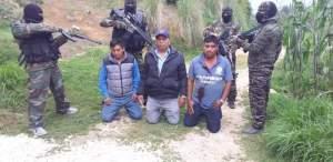 Grupo armado de Chamula exige liberación de su líder y lanza amenazas