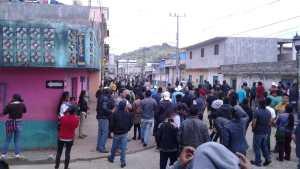 Investiga Fiscalía hechos violentos ocurridos en Oxchuc