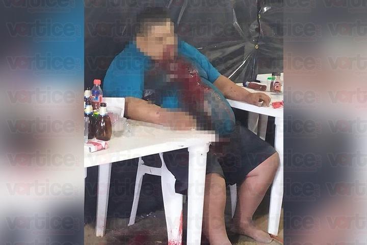 Asesinan de dos balazos a un trailero en Coita