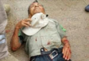 Muere ancianito tras ser atropellado en el Libramiento Sur