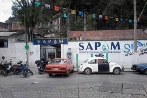 Balean a contador durante asalto a las oficinas del SAPAM en San Cristóbal