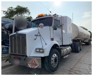 Aseguran 10 mil litros de hidrocarburo en Mezcalapa
