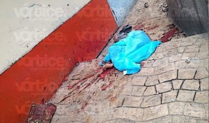 Lapidan a comerciante cerca del centro de Motozintla