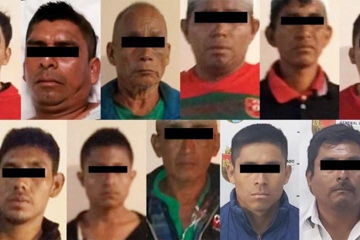 Las 11 personas que arrastraron al alcalde pisarán El Amate