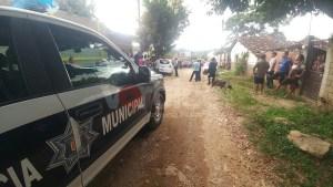 Madre encuentra ahorcado a su hijo en Copoya