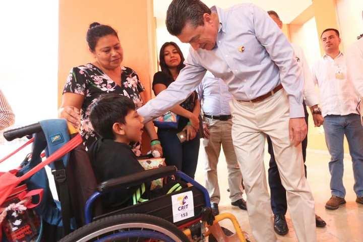 Un Ángel en el CRIT-Chiapas