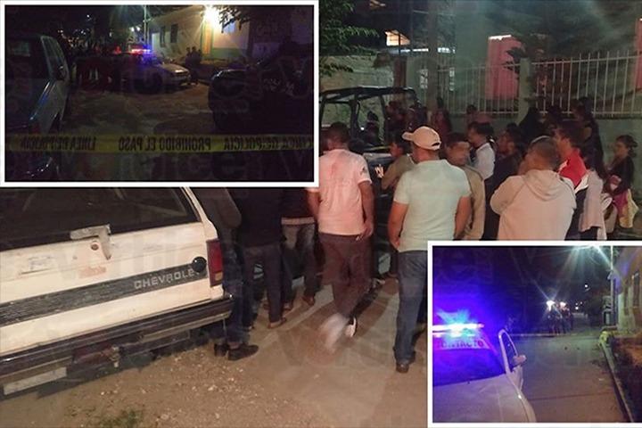 """Acribillan de ocho disparos a """"El Ricky"""" en Las Granjas"""