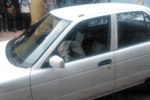 Ejecutan a conductor de un balazo en la cabeza en San Cristóbal