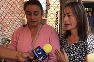 """La niña no se ahogó a la niña la mataron"", aseguran familiares de Yucenia"