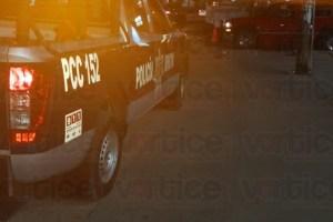 Hombres armados realizan varias detonaciones en colonia de Tuxtla