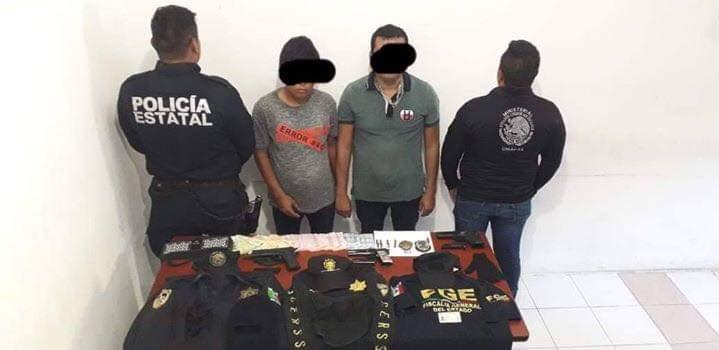 Asaltantes se hacían pasar por Policías en Tonalá