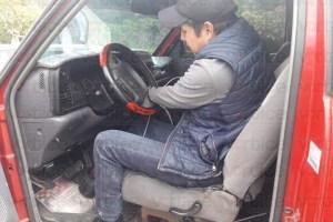 Supuesto asalto en San Cristóbal resultó ser autorrobo