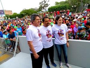 Kenia y Tlaxcala triunfan en la Carrera del Parachico 2020
