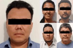 Caen exsubsecretario de Gobierno de Chiapas y 4 exfuncionarios más