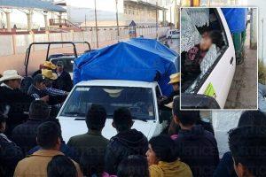 ¡A balazos! Asesinan a comerciante en San Juan Chamula