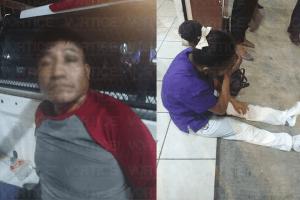 Casi linchan a un hombre que intentó violar a una joven