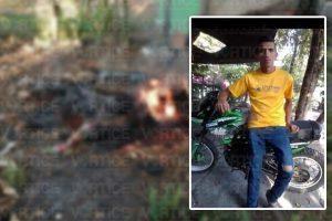 ¡Feminicidio en Venustiano Carranza! Asesinó y quemó a su pareja