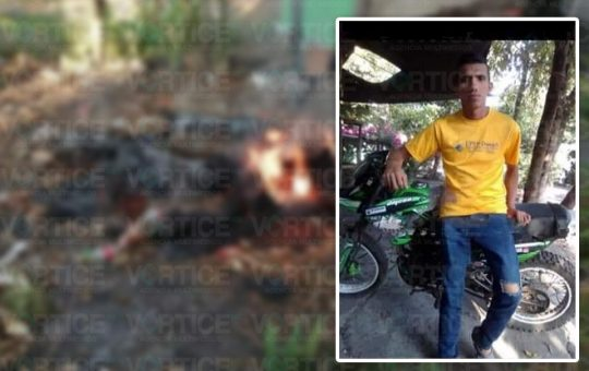 Feminicidio en Venustiano Carranza Asesinó y quemó a su pareja