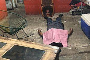 Asesinan a conocido taquero en Cintalapa durante asalto