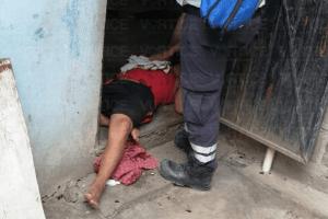 Joven se acuchilla el pecho para intentar suicidarse en Tuxtla