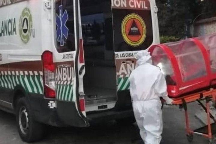 Suman 7 contagiados de COVID 19 en Protección Civil de San Cristóbal