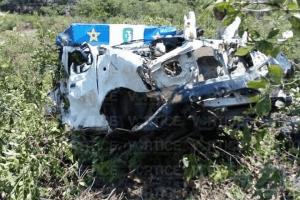 Volcadura deja 3 muertos y 10 heridos en San Juan Cancuc