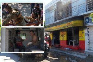 Explosión en pollería de Tuxtla quema a tres personas; una está grave