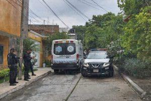 Abuelita asesina a su nieto y se intenta suicidar en Tuxtla
