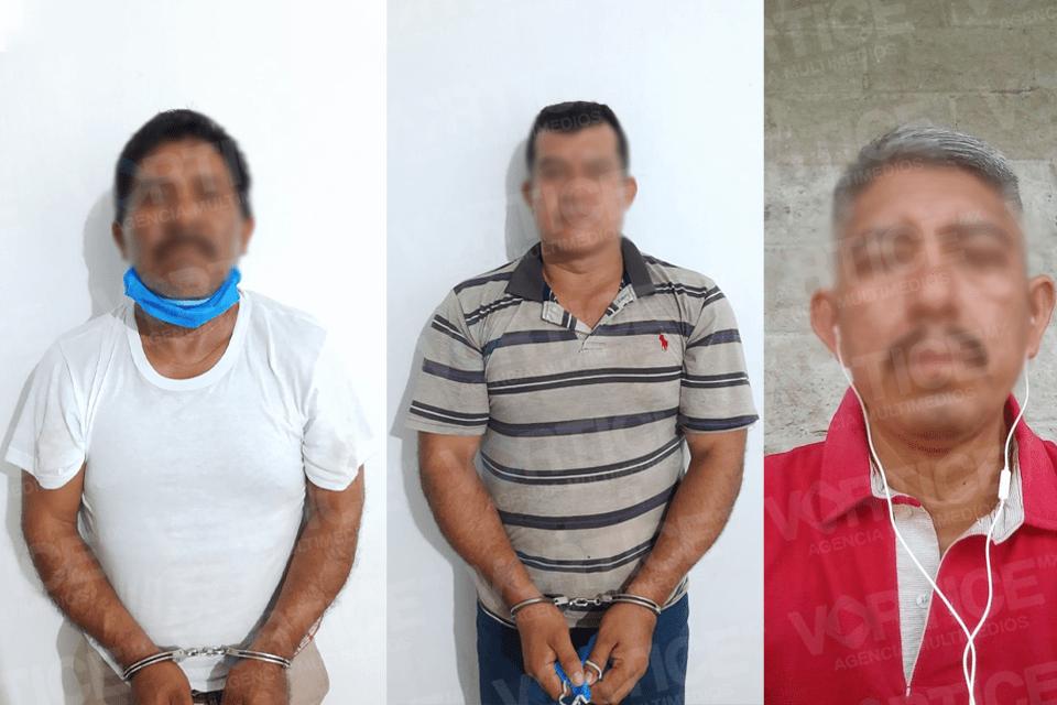 Detienen a subordinados de la SSPyTM por homicidio del coordinador