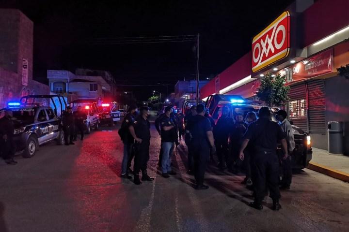 """Se intensifica operativo """"Colonia Segura"""" en Tuxtla"""