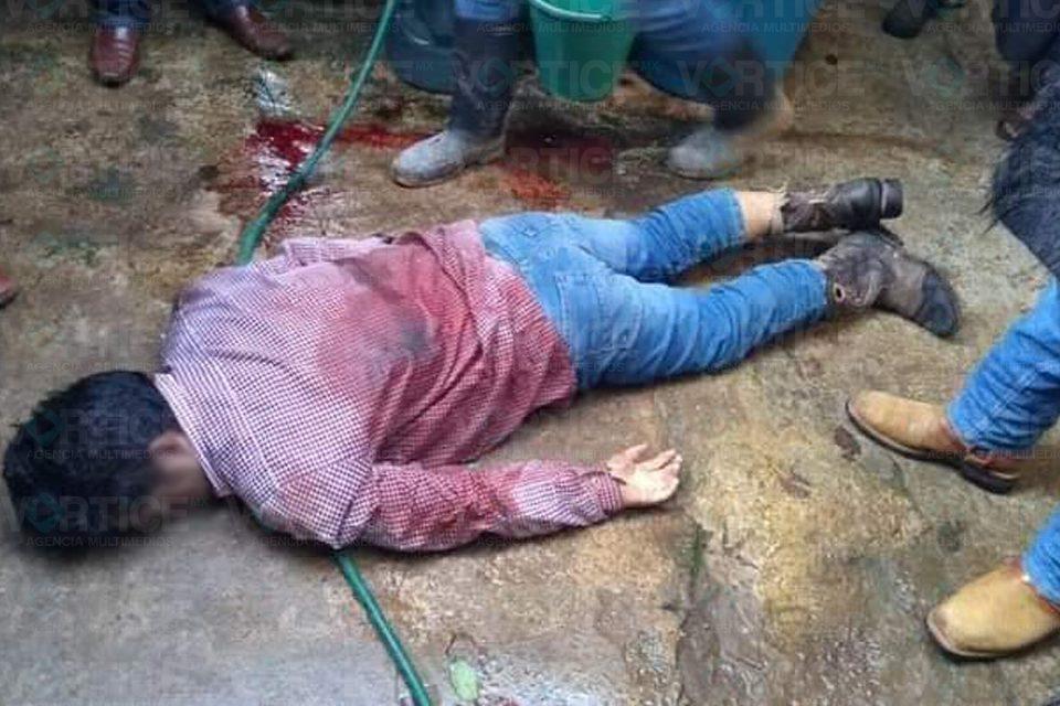 Asesinan al presidente del Comité de Educación de una comunidad en Chamula