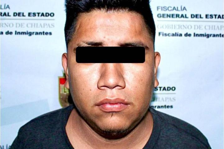 Logra FGE vinculación a proceso por robo con violencia en Tapachula