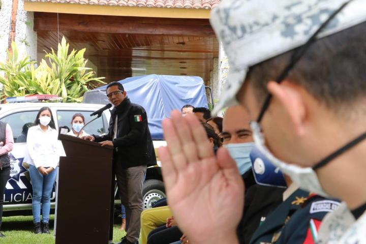 Desde Las Rosas llama fiscal general a alcaldes a garantizar la seguridad en sus municipios