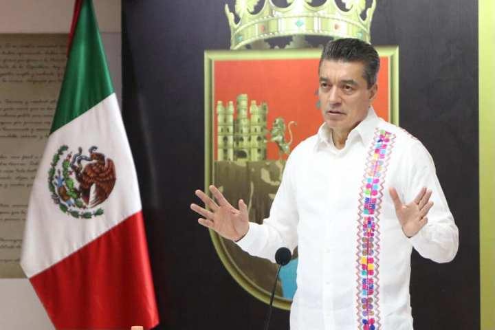 En Chiapas, redoblamos esfuerzos para evitar rebrote de COVID-19: Rutilio Escandón