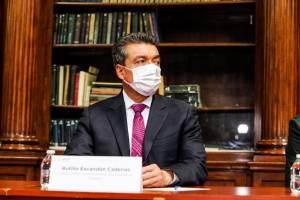 Rutilio Escandón participa en reunión con Secretario de Hacienda y Crédito Público